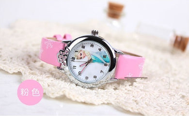 Princess Girls Watches - Pink - Womens Watches