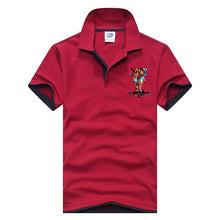 Just Do It Polo Shirt - Red Wine / Xs - Polo