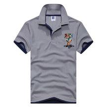 Just Do It Polo Shirt - Gray Navy / Xs - Polo