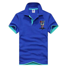 Just Do It Polo Shirt - Blue Green / Xs - Polo