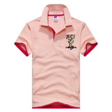 Just Do It Polo Shirt - Pink / Xs - Polo