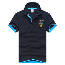 Just Do It Polo Shirt - Black Sapphire / Xs - Polo