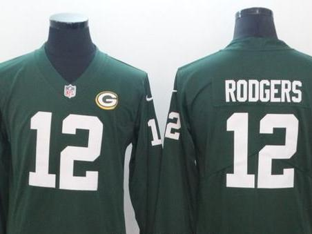 5c3894bed5 ... Raiders Carr Chiefs Mahomes Packers Rodgers Long Sleeves Jersey - Hamarin  i2