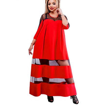 Plus Size Coco Party Dress - Hamarin i2