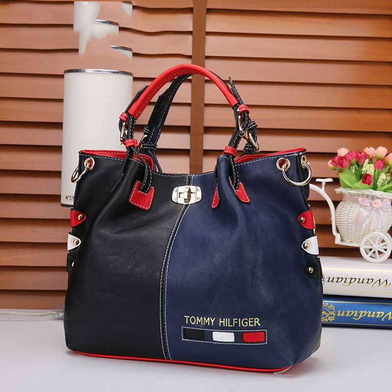 Tommy H Leather Hand Bag Sale - Hamarin i2