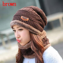 Reversible Beanie with Neck Face Cover Set
