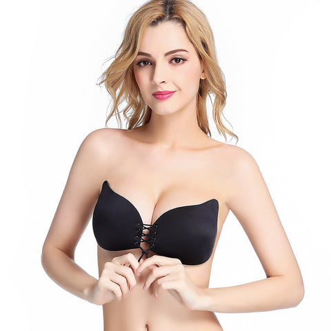 Self Adhesive Invisible Strapless Push Up Bra
