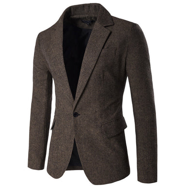 Men's Casual Blazer Size M-2XL - Hamarini2