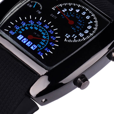 Led Wrist Watch - Watch