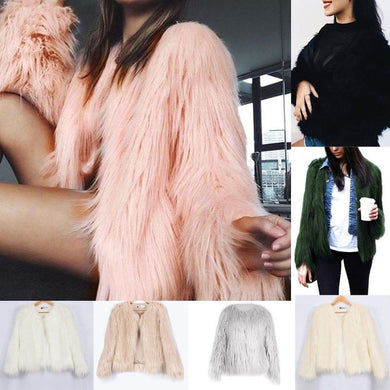 Chic Fur Jacket for Women