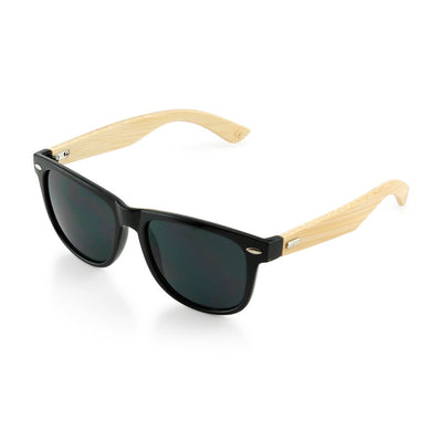 Gearonic Fashion Vintage Wooden Frame Wood Vintage Sunglasses Eyewear - Sunglasses
