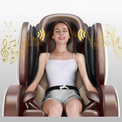 Complete Package 0 Gravity Massage Chair - Hamarin i2