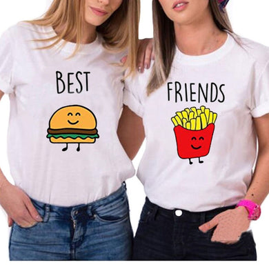 Harajuku Best Friends T-Shirts - T-Shirts