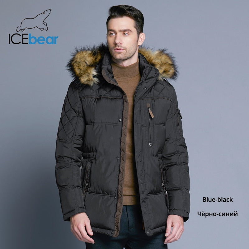 Men's Parka Winter Jacket Big and Tall - Hamarin i2