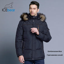 Men's Parka Winter Jacket Big and Tall
