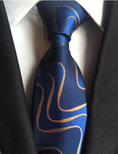 Men's 100% Silk Paisley Necktie (Buy 1 Take 1) - hamarini2.com