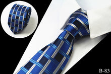 Slim Luxury 100% Silk Jacquard Woven Neck Ties (Buy 1 Take 1) - hamarini2.com