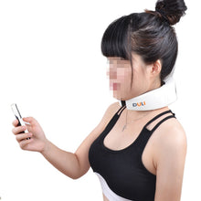 Electric U-Neck Massager