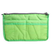 Womens Cosmetic Organizer Bag (Free With Purchase Of Any Item) - Green - Cosmetic Bags & Cases
