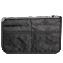 Womens Cosmetic Organizer Bag (Free With Purchase Of Any Item) - Black - Cosmetic Bags & Cases