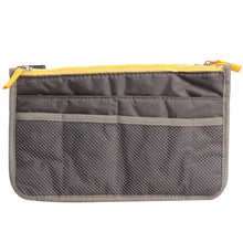 Womens Cosmetic Organizer Bag (Free With Purchase Of Any Item) - Gray - Cosmetic Bags & Cases