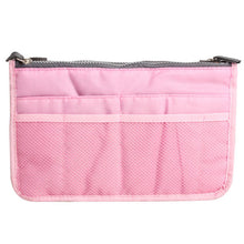 Womens Cosmetic Organizer Bag (Free With Purchase Of Any Item) - Pink - Cosmetic Bags & Cases