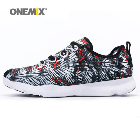 ONEMIX Women's Men's Running Shoes Vaious Colors and Cool Designs