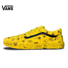 Vans Old Skool Peanuts Skateboard Shoes - Vn-Odbhcut / 40.5 - Skateboarding