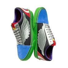 Vans Super Hero Custom Old Skool Sneakers - Skateboarding