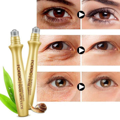 Serum for Eye Puffiness, Eye Bags and Wrinkles