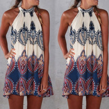 Womens Beach Mini Dress (Free With Purchase Of An Item) - Multi / S - Dresses