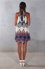 Womens Beach Mini Dress (Free With Purchase Of An Item) - Dresses