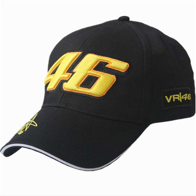 F1 Racing Cap (Free With Any Purchase) - 1 Black - Baseball Caps