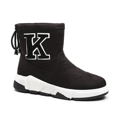 K Warm Winter Boots for Women and Girls