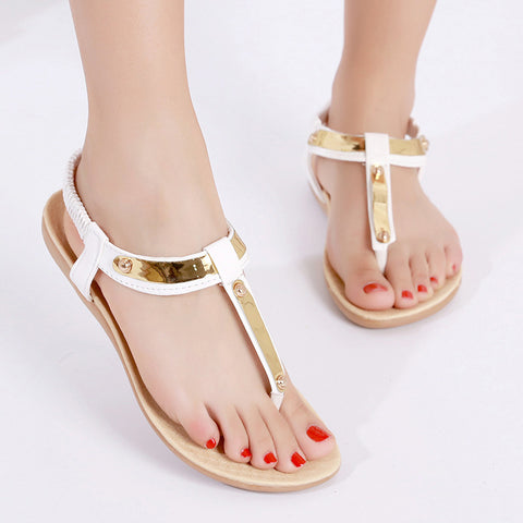 Women's Flat Sandals Plus Size