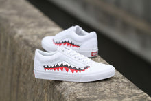 Vans X Bape Unisex Custom Sneakers On Sale - Hamarini2
