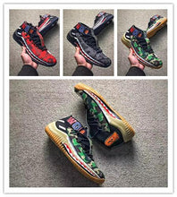 X Bape Dame 4 Camo Sneakers Factory Sale