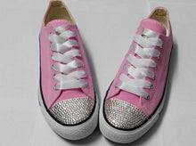 Converse All Star Chuck Taylor Custom Sneakers - Custom / Pink / Us3.5 - Sneakers
