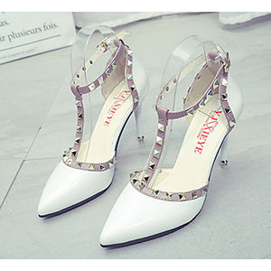Women's Shoes Spring Casual Stiletto