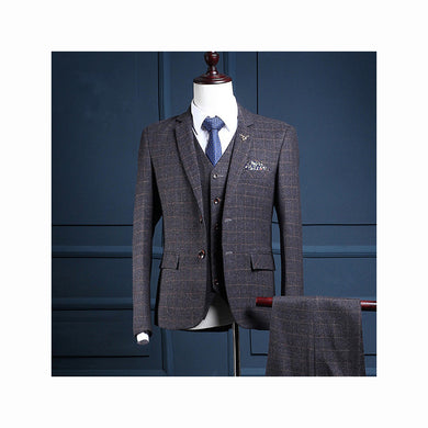 Men's 3 Piece Suit (jacket+pants+vest) - Hamarini2