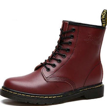 Original Dr Martens Genuine Leather Unisex Boots Factory Price - Boots