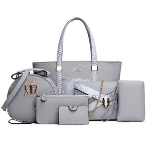 6 Piece Set High Quality Wholesale Bags ON SALE!! 60% off