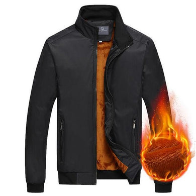 Men's Waterproof Autumn or Winter Jacket (2 choices) - Hamarini2