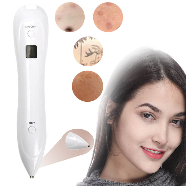Laser Freckle Skin Tag Mole Remover with Monitor - Andre's Store