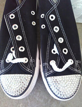 Converse All Star Chuck Taylor Custom Sneakers - Custom / Black / Us3.5 - Sneakers