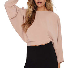 Bowknot Blouse - Pink / S - Blouses & Shirts