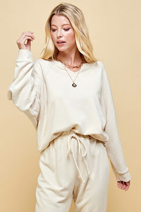 Raglan Loungewear Set