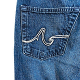 AG Adriano Goldschmeid The Protege Straight Leg Jeans size 30 - Fab50Fashions