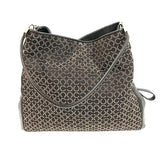 Coach Madison Small Phoebe Bag Op Art Needlepoint with Wallet - Fab50Fashions