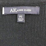 Anne Klein Black Cardigan Sweater size S - Fab50Fashions
